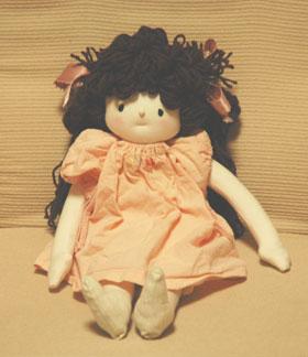 おねえちゃん人形