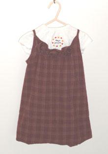 リメイクの子供服