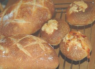 子供好みのパン