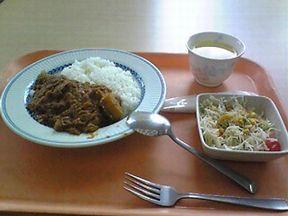 学食カレー