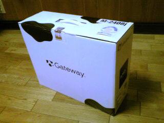 Gateway M-2408j(外箱)