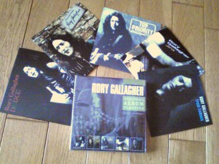 RORY GALLAGHER's Box Set