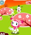 メロウィンドウ(桜)