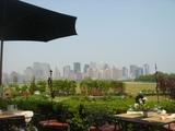 レストランからの景色
