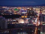 ラスベガス 夜景