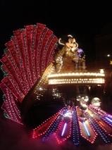 マジックキングダム 夜パレード