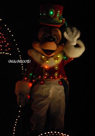2008クリスマスエレパレ・ミッキー00