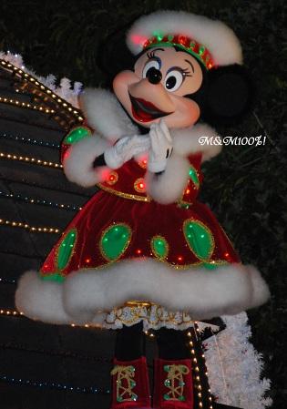 2008クリスマスエレパレ・ミニー01