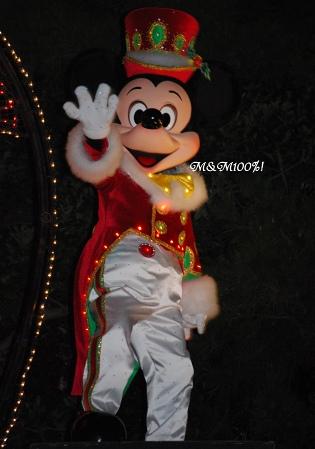 2008クリスマスエレパレ・ミッキー01