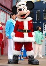 2008クリスマスオーバー・ミッキー01