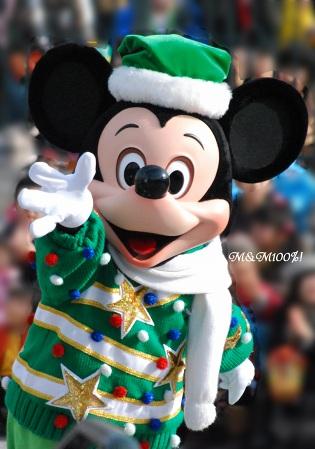 2008クリスマスミースマ・ミッキー04