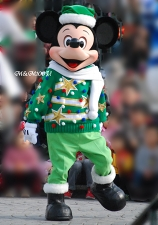 2008クリスマスミースマ・ミッキー05