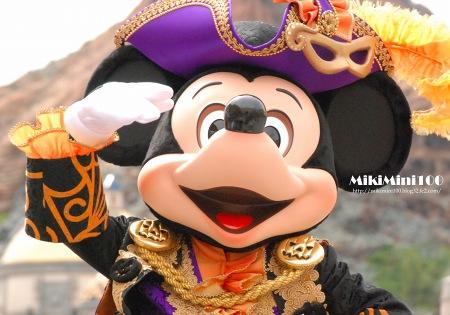 2009マウスカレード・ミッキー01