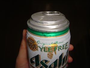 冷凍ビール