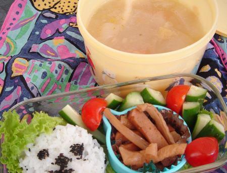 スープとクー弁