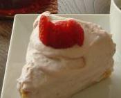 苺シフォンケーキ