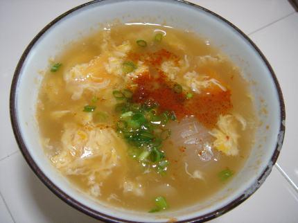 5/24朝スープ