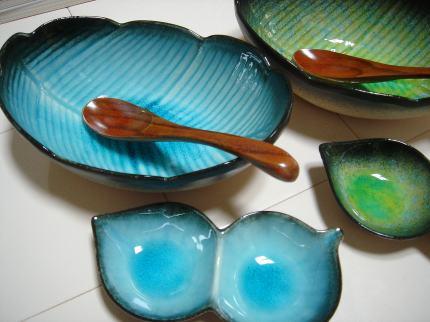 アジアンカレー皿
