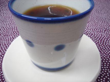 砥部焼きコーヒー
