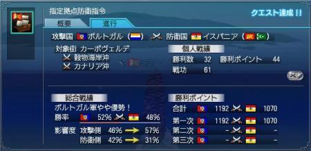 4月10日 大海戦 1日目