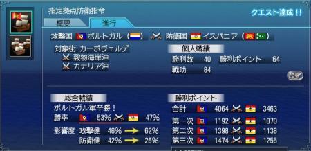 4月12日 大海戦 3日目