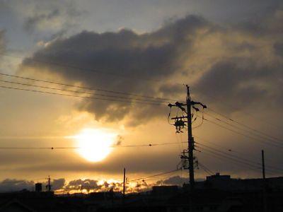 どんな時でも太陽は昇るんだよね