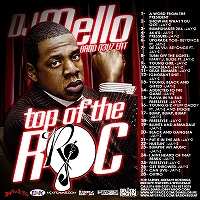DJ Mello - Jay-Z: Top Of The Roc