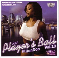 Players Ball vol.10 DJ RONDON