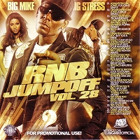 R&B JUMP OFF vol.28-DJ BIG MIKE