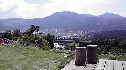湯布院の景色