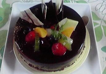 2009誕生日ケーキ