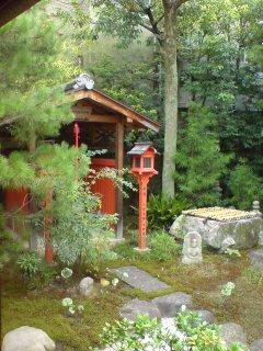 京都・六道珍皇寺(荼枳尼天)