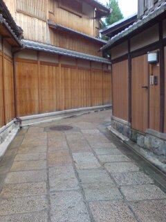 京都・石塀小路1