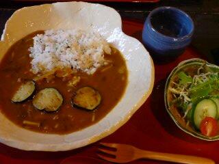 カフェ鎌倉・カレー