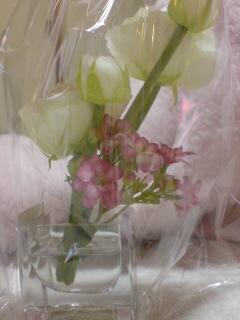 お花(頂き物)