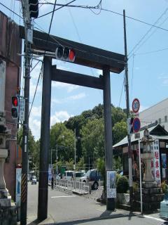 闘鶏神社2