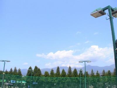乙女湖テニスコート