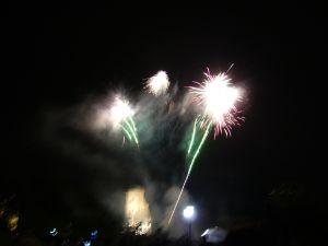 明治村の花火2