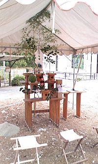 地鎮祭の神棚