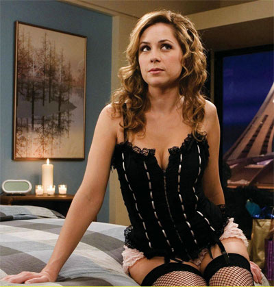 Consider, the office pam jenna fischer fakes really