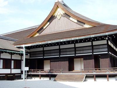 京都御所内