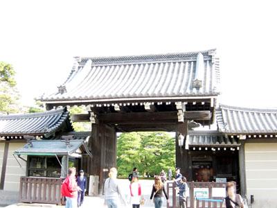 京都御所 正門