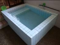 相良藩願成寺温泉 水風呂