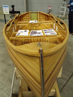 木造ボート