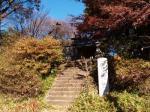 本丸跡の霞神社