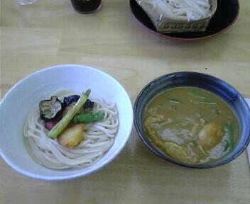 さわ田カレーつけ麺