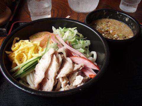 『さぬ一』中華つけ麺
