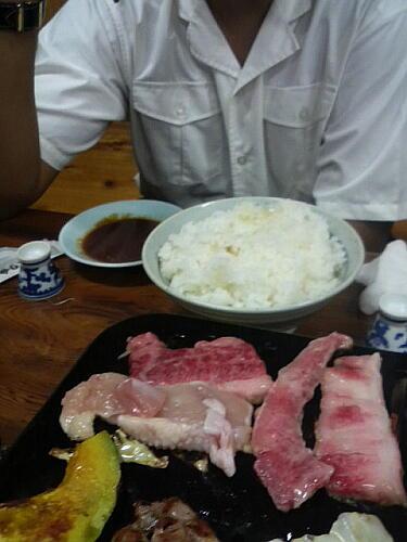 焼き肉&飯大盛
