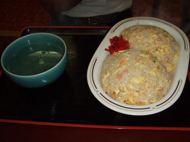 龍潭 焼き飯