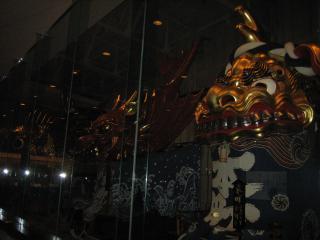 曳山展示場(2)